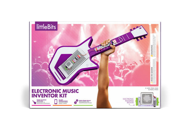 Little Bits | Electronic Music Inventor Kit