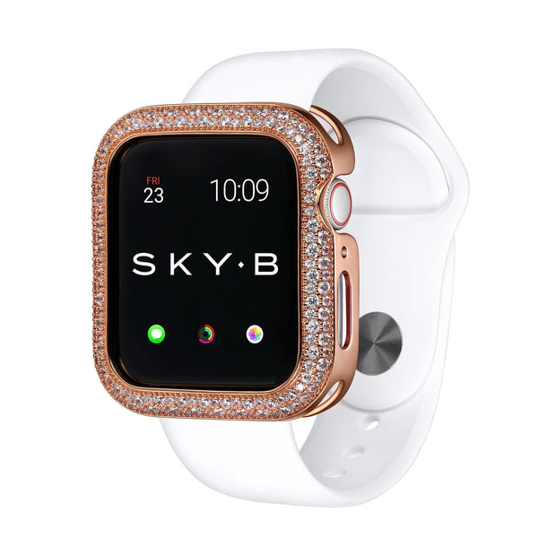SKY.B | Handcrafted Soda Pop Apple Watch® Case - Rose Gold