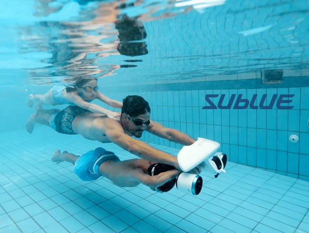 Sublue | WhiteShark Mix Underwater Scooter for Family Underwater Fun