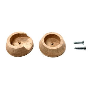 "Closet Pole Socket, Heavy Duty (1.375"" diameter)"