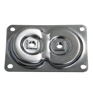 Dual Top Plate Hardware