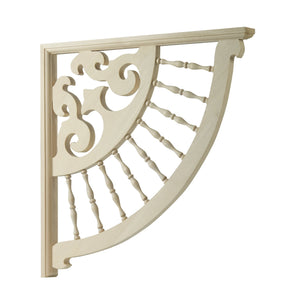 "Large Spindle Bracket (17.25""h x 17.25""d)"