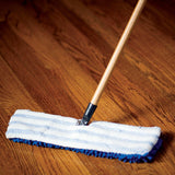 Mop + Broom Handle, Tapered Threaded