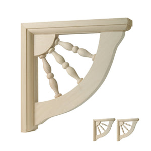 "Spindle Bracket Set (7""h x 7""d)"