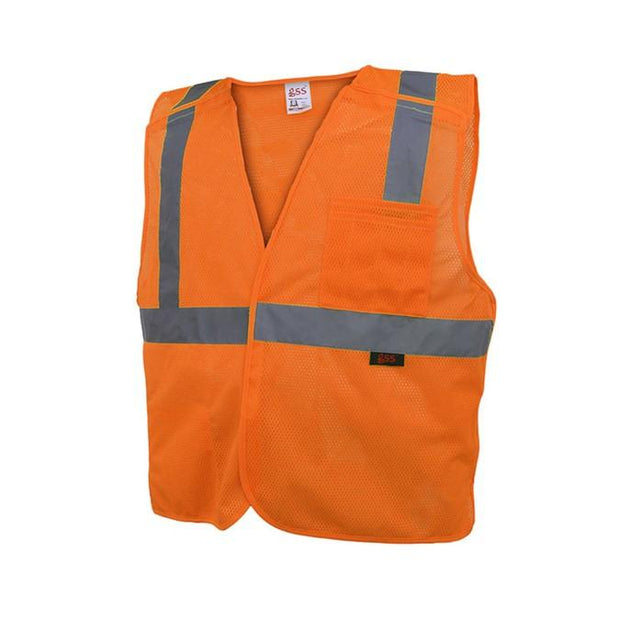 GSS Standard Class 2 Five Point Breakaway Vest