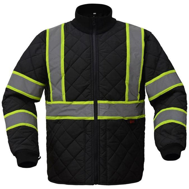 GSS Class 3 Two Tone Quilted Jacket