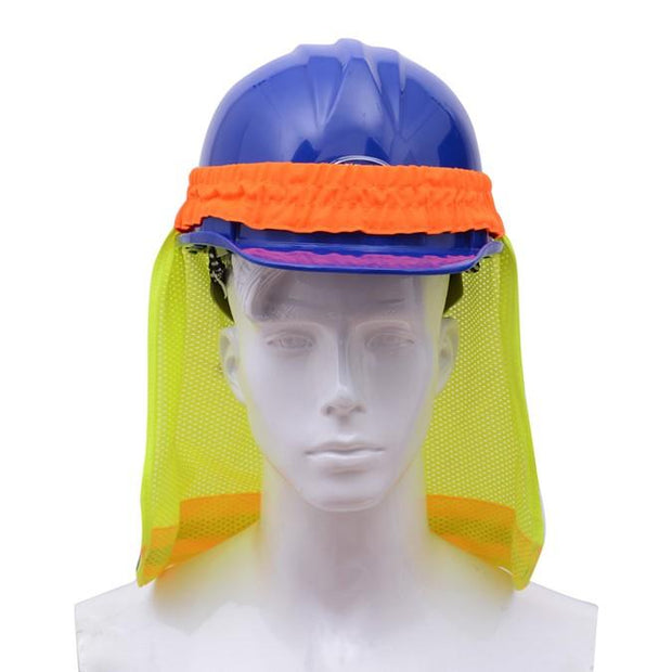 GSS Hard Hat Mesh Sun Shield