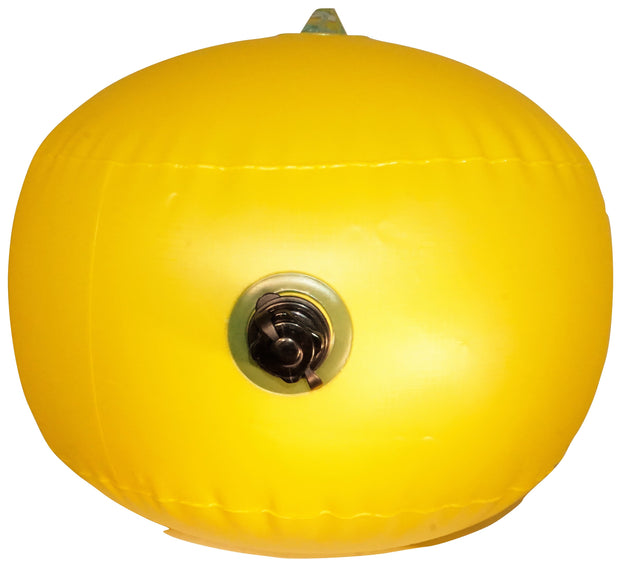 "16"" Swim Course Marker Buoy - YELLOW"