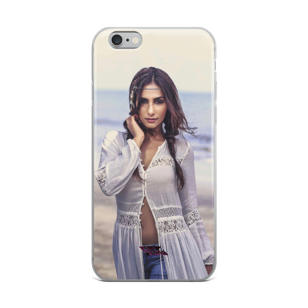 Featuring Sneha iPhone Case