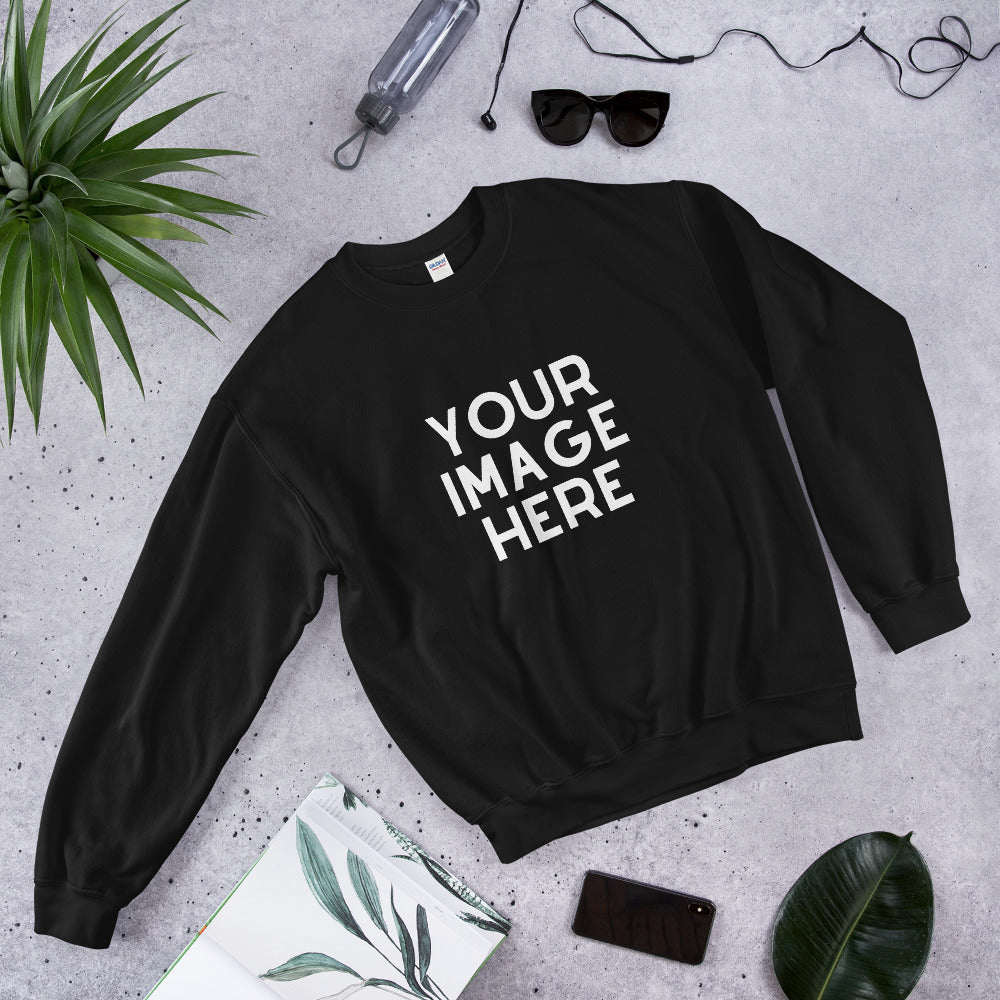 Design Your Own Unisex Sweatshirt