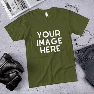 Design Your Own T-Shirt (Front Only)