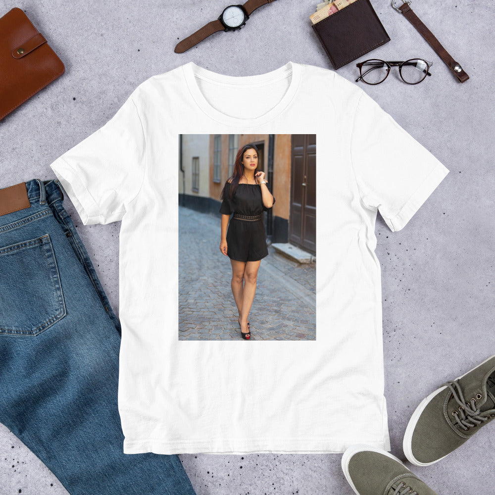 Maryam Zakaria's Exclusive Short-Sleeve Unisex T-Shirt