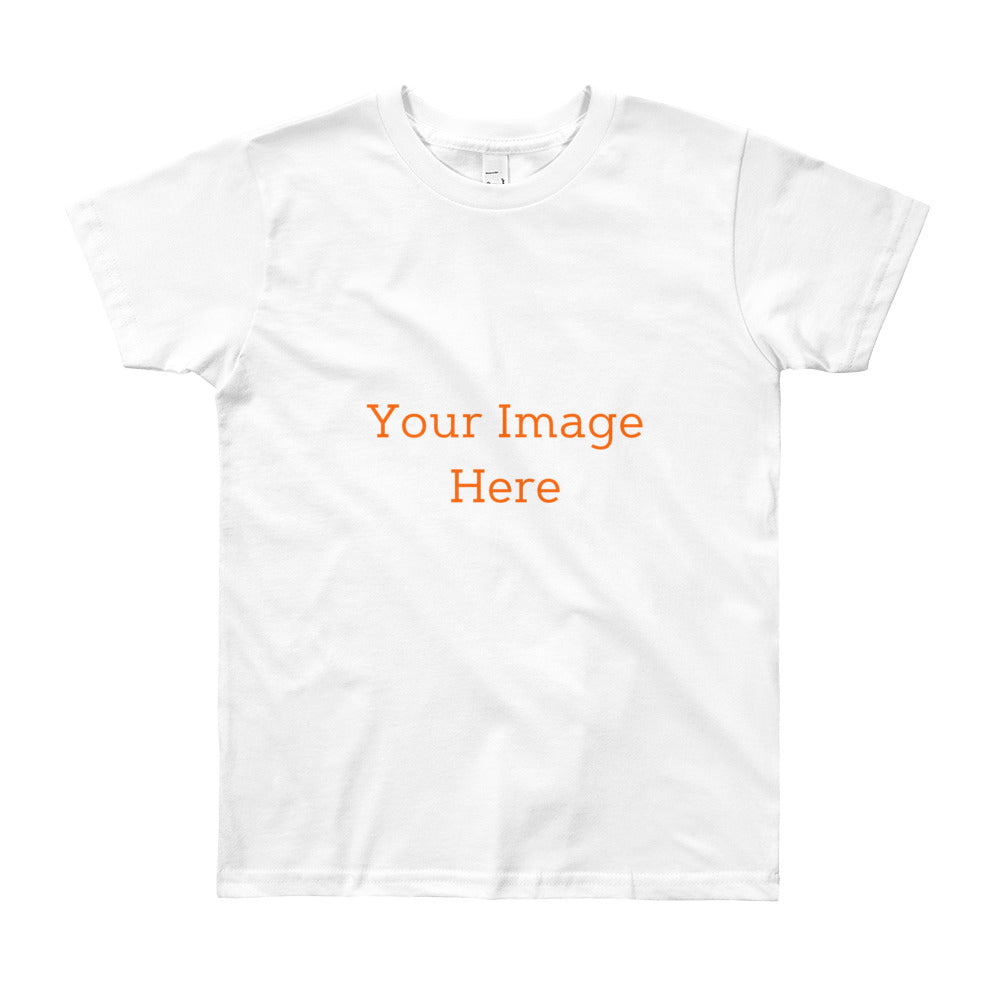 Custom Youth Short Sleeve T-Shirt