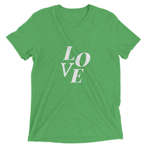 Love Short sleeve t-shirt