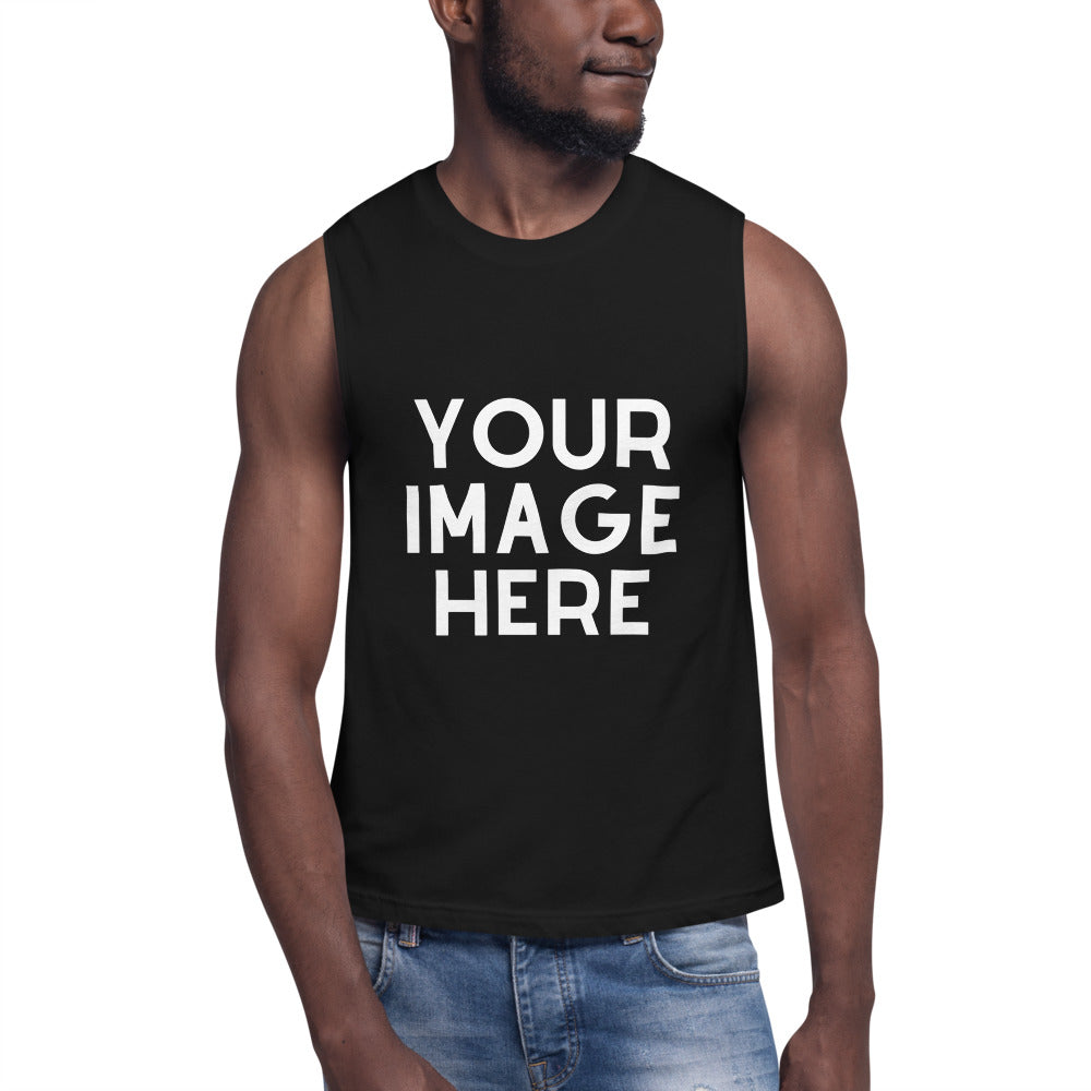 Design Your Own Muscle Shirt