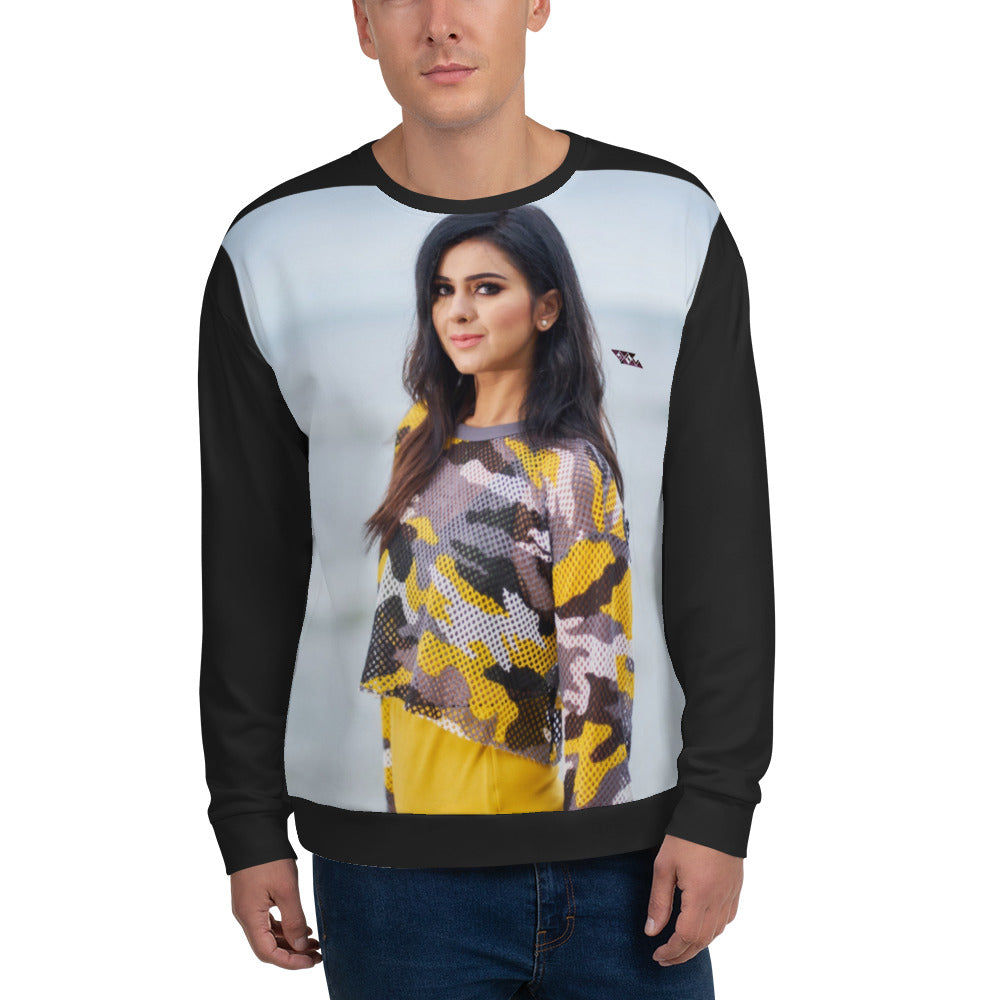 Featuring Meetii Unisex Sweatshirt