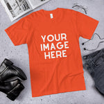Design Your Own T-Shirt (Front & Back)