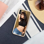 Maryam Zakaria Exclusive Liquid Glitter iPhone Cases