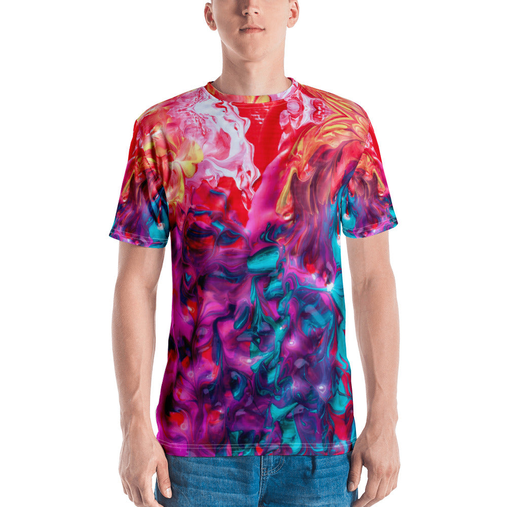 Colorful Men's T-shirt