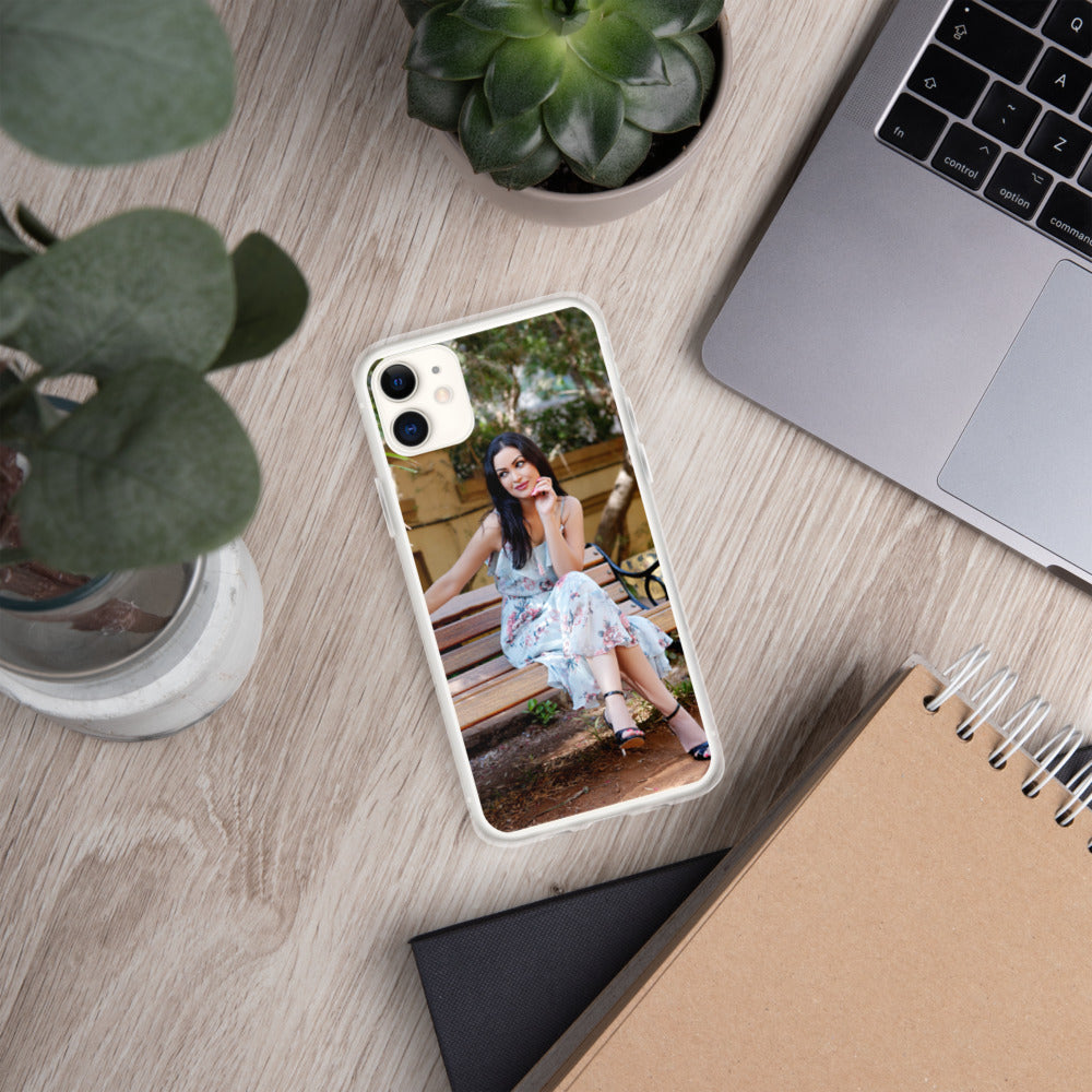 Maryam Zakaria iPhone Case