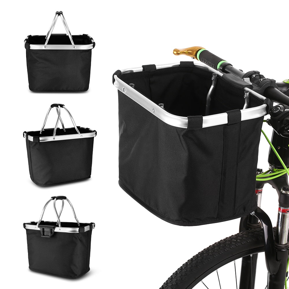 5kg Load Bike Basket Handlebar