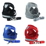 New Reflective Safety Pet Dog Harness and Leash Set