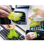 Magic Soft Sticky Cleaning Gel Silicone Car Vent Keyboard Dust Dirt Clean Adsorption Ball Washable