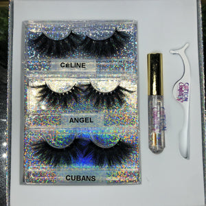 BEAUTY LASH PACK