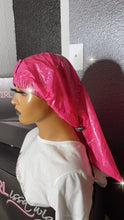 Load image into Gallery viewer, XL Braid Shower Cap