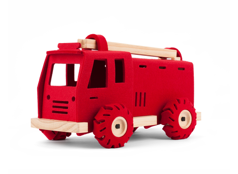 Brave Dave the Fire Engine