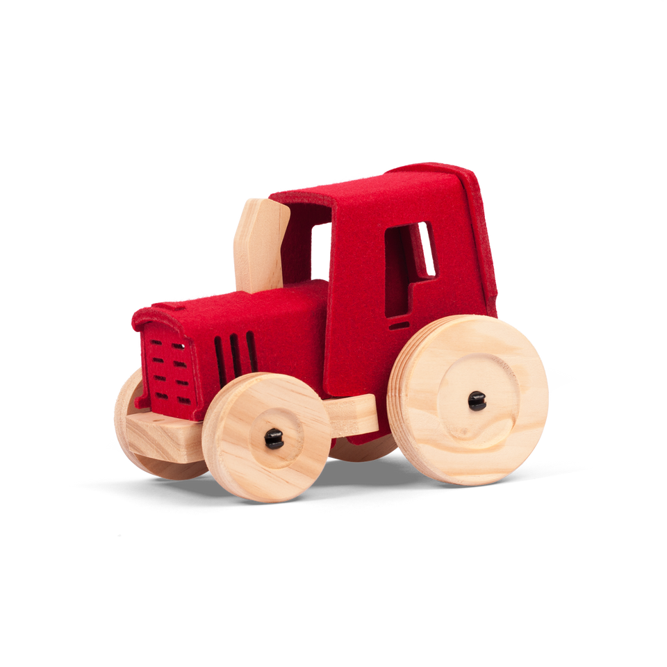 Mighty Mini Tractor - Woolkin