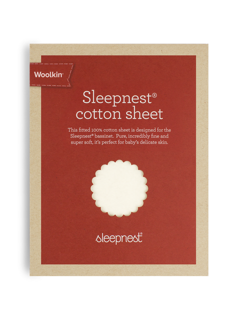 Sleepnest™ Cotton Sheet