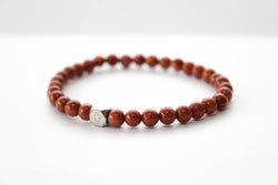 Goldstone Bracelet 6mm
