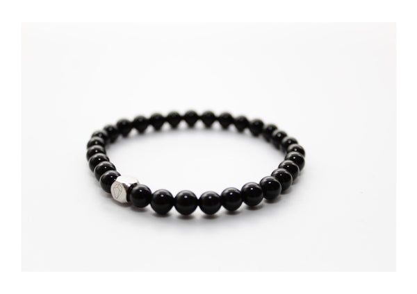 Onyx Bracelet 6mm - www.purestone.be