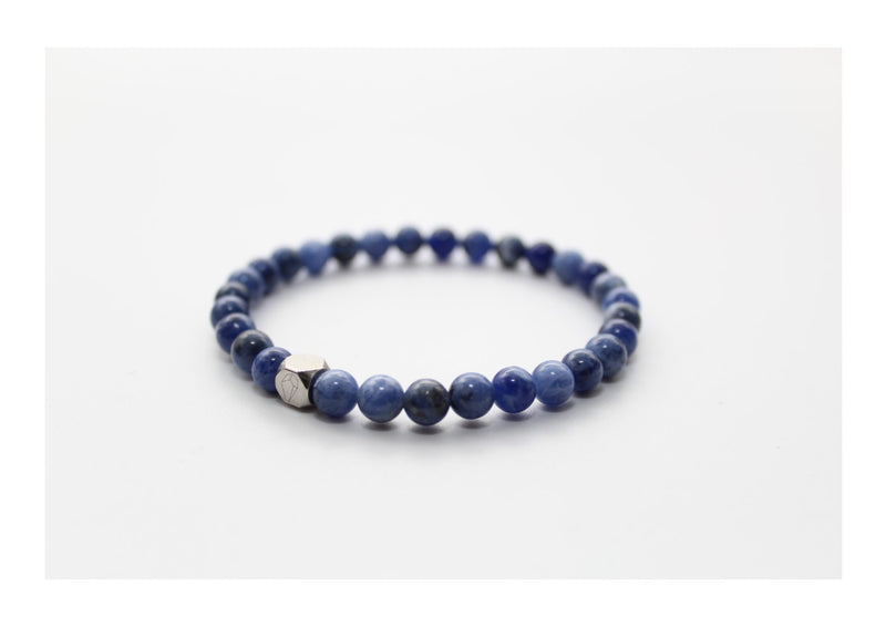 Sodalite Bracelet 6mm - www.purestone.be