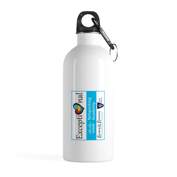 Exceptional Academy Stainless Steel Water Bottle (5.3.2)