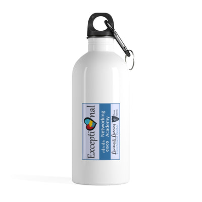 Exceptional Academy Stainless Steel Water Bottle (5.3.3)