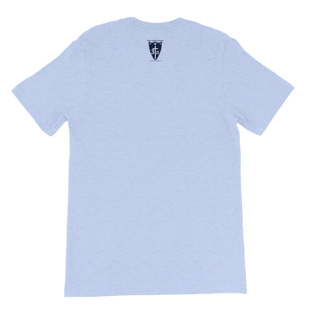 "Three Talents ""Penguin"" Cotton T Shirt"
