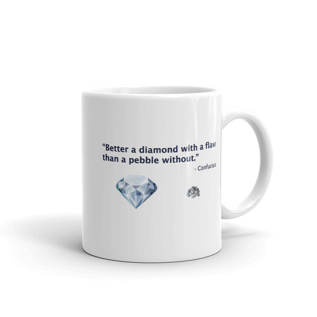 "Three Talents Exceptional Academy ""Diamond"" Mug"