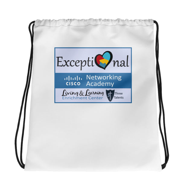 Exceptional Academy Drawstring bag (5.3 .3)