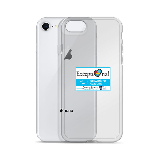 Exceptional Academy iPhone Case