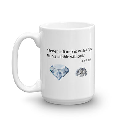 "Exceptional Academy ""Diamond"" Coffee Mug"
