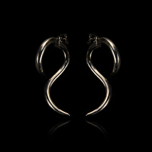 Horns Earrings - Minos Collection / Ancient Greek Jewelry & Art
