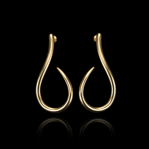 Teardrop Earrings - Aegean Collection / Ancient Greek Jewelry & Art