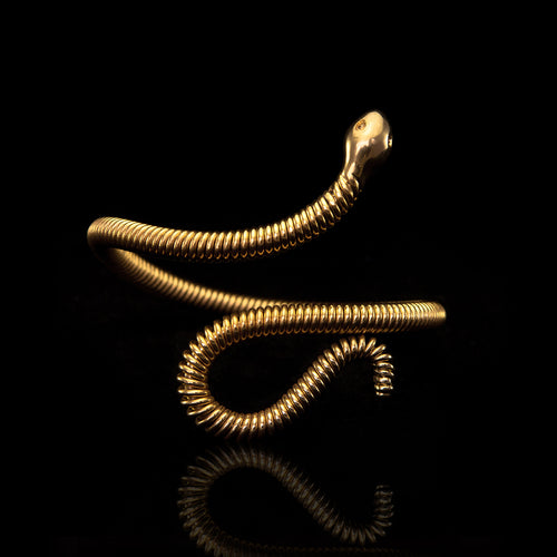 Twisted-Wire Snake Bracelet - Ofis Collection / Ancient Greek Jewelry & Art