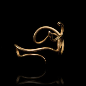Two Snakes Bracelet - Ofis Collection / Ancient Greek Jewelry & Art