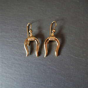 Minotaur Horns Earrings