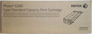 Xerox OEM 106R01388 Cyan Toner Cartridge