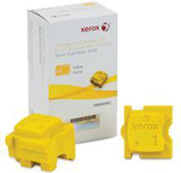 Xerox Genuine OEM 108R00992 Ink Yellow (2 Sticks)