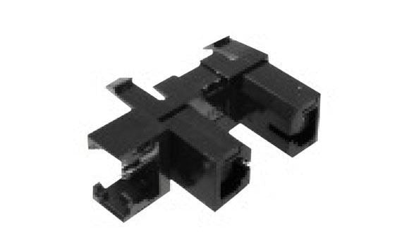 Lexmark OEM 40X0065 Frame extension, nut plate, 500-Sheet